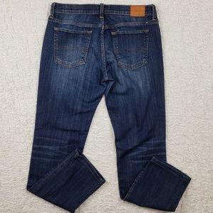 Lucky Brand Sweet Straight Dark Wash Jeans
